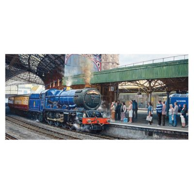 Gibsons Temple Meads Train Station 636-Piece Jigsaw Puzzle