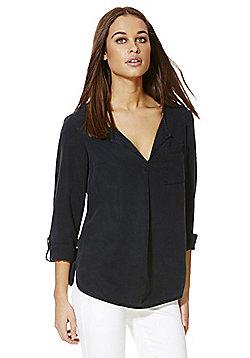 F&F Tencel® Shirt - Dark grey