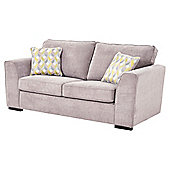 Boston Sofa Bed, Pink
