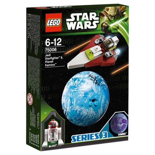 LEGO Star Wars Jedi Starfighter & Kamino
