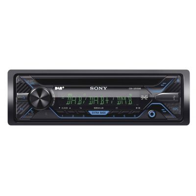 Sony CDX G3201DAB Car Radio Stereo CD player with USB AUX in 1YEAR WARRANTY