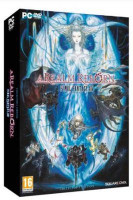 Final Fantasy Xiv: A Realm Reborn Collector'S Edition