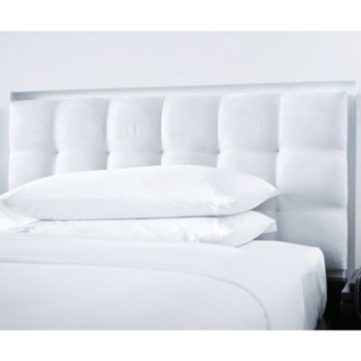 Signature White Fitted Sheet - Super King