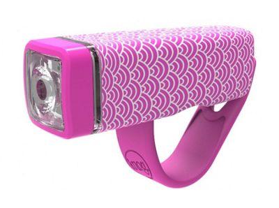 Knog Pop 1 Front LED Cycle Light 35 Lumens Pink