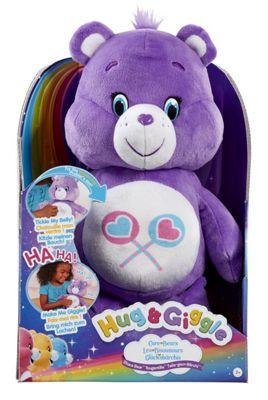 Care Bear Hug and Giggle Share Bear
