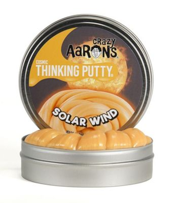 Crazy Aaron Large Tin Solar Wind Thinking Putty 10Cm Tin