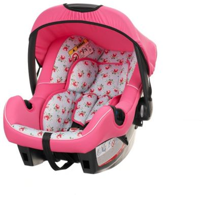 OBaby Group 0+ Infant Car Seat (Cottage Rose)