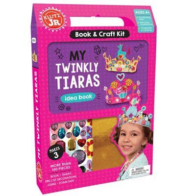 Klutz Junior My Twinkly Tiaras