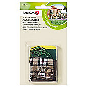 Schleich Farm Life Horse Blanket & Headstall 2 Piece Set