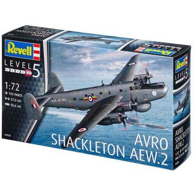 REVELL 04920 Avro Shackleton AEW2 1:72 Aircraft Model Kit
