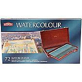 Dwt Watercolour Wd Bx 72