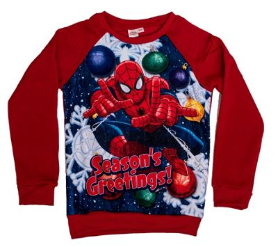 Marvel Spiderman Children's Red