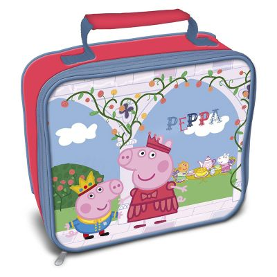 Peppa Pig 'Once Upon A Time' Premium Lunch Bag
