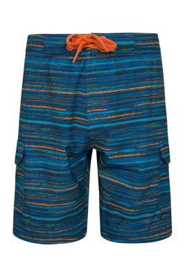 Mountain Warehouse Patterned Boys Boardshorts ( Size: 7-8 yrs )