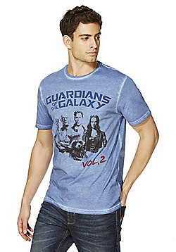 Marvel Guardians of the Galaxy Vol.2 T-Shirt - Navy