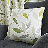 Fusion Beechwood Green Cushion Cover 43x43cm