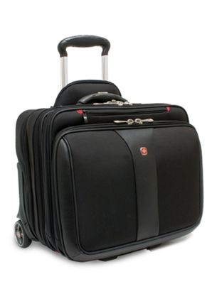 Wenger SwissGear 15.4 inch Notebook Wheeled Carry Case Patriot