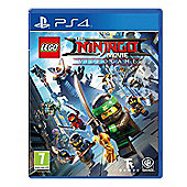 LEGO The Ninjago Movie PS4