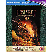 The Hobbit DOS Extended Edition Blu-ray