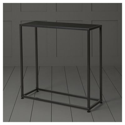 Lawrence Console Table Black
