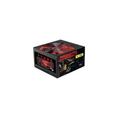 700W Ace Value Black PSU with 12cm Fan 24 Pin SATA Power Supply