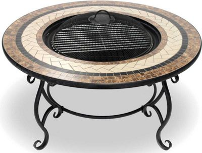Centurion Supports Topanga Multi-Functional Fire Pit
