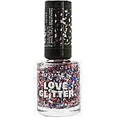 Rimmel Love Glitter Nail Polish 8ml - 032 All Glittered Up