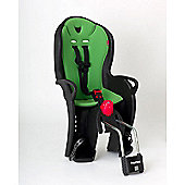 HAMAX SLEEPY CHILDSEAT BLACK/GREEN