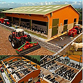 Brushwood Bt8960 Monster Cubicle Shed - 1:32 Farm Toys