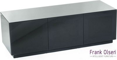 Frank Olsen Chic CHIC140GRY Grey TV Stand for up to 60 inch TVs