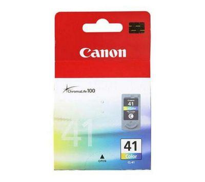 Canon CL 41 Ink Cartridge Cyan/Magenta/Yeollow/Black