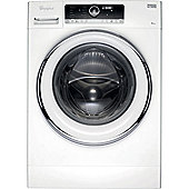 Whirlpool FSCR90420 1400rpm Washing Machine 9kg Load, White