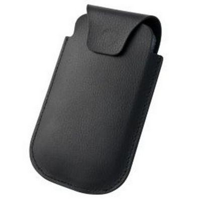 Tortoise™ Genuine Leather Slip Case Universal Small Black