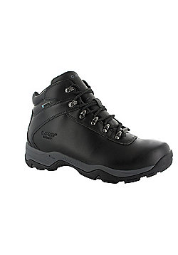 Hi-Tec Mens Eurotrek III Waterproof Boots - Black