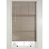 Hamilton McBride Aluminium Venetian Blind Taupe - 150x160cm
