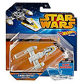 Hot Wheels Star Wars Starship - Y-wing Fighter Gold Leader (cgw59)