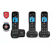 BT 6600 Trio Cordless Home Phone