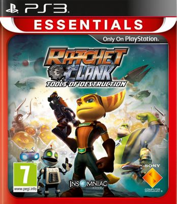 Ratchet & Clank: Tools of Destruction Essentials