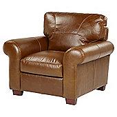 Ledbury Armchair - Tan  Leather