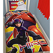 Big Hero 6 Single Duvet Set