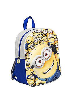 Character Minions 'Gang' Boys Junior 3D EVA Backpack