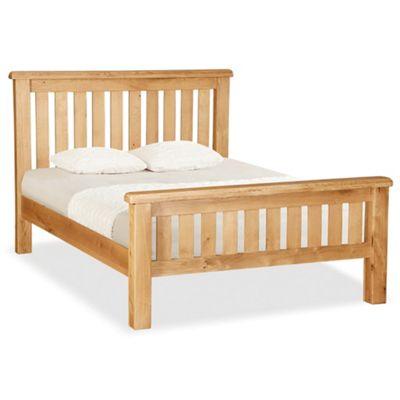 Zelah Slatted Bed 4'6