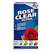 Rose Clear 3 in 1 Action - Kills Bugs Controls Fungus - 200ml Concentrate