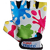 Kiddimoto Gloves Splatz (Small)
