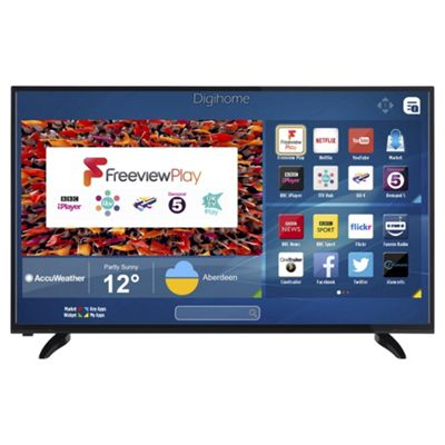 Digihome 32inch 32278DFP Smart HD Ready LED TV with Freeview Play