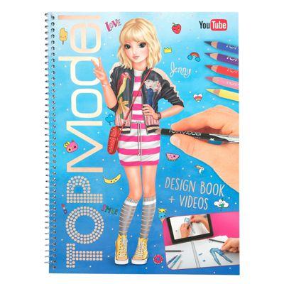 Depesche TOPModel Design Book & Video Jenny