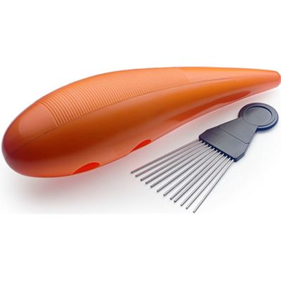 Stagg Plastic Guiro with Metal Scraper
