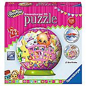 Shopkins Puzzle Ball - 72pc