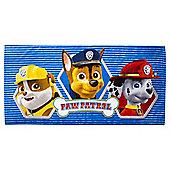 Paw Patrol Beach Towel