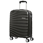 American Tourister Oceanfront 4 Wheel Black Cabin Suitcase